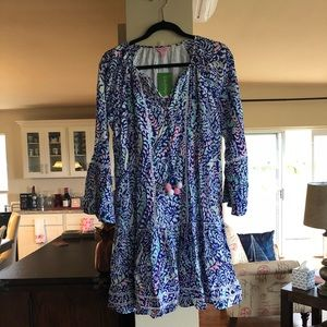 1ee6f92c349 Lilly Pulitzer Dresses - NWT Lilly Pulitzer Percilla Tunic Dress